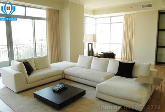 Sofa đẹp theo phong thủy