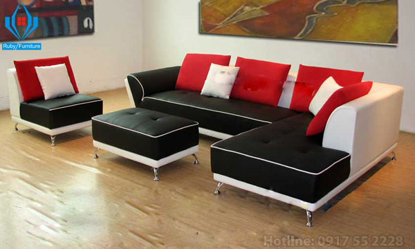 Sản xuất và cung cấp sofa da cao cấp và sang trọng