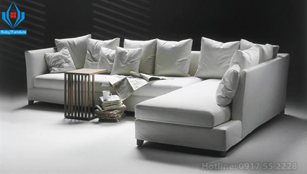 Bọc ghế sofa vải
